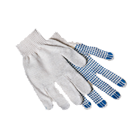 Перчатки 4 нити с ПВХ покрытием (н)